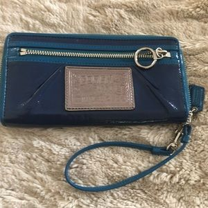 Coach POPPY wallet